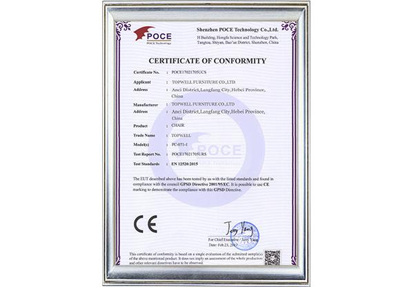 PC 071-1 EN12520--CE